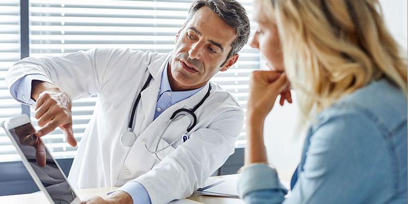 Die Arztpraxis der Zukunft