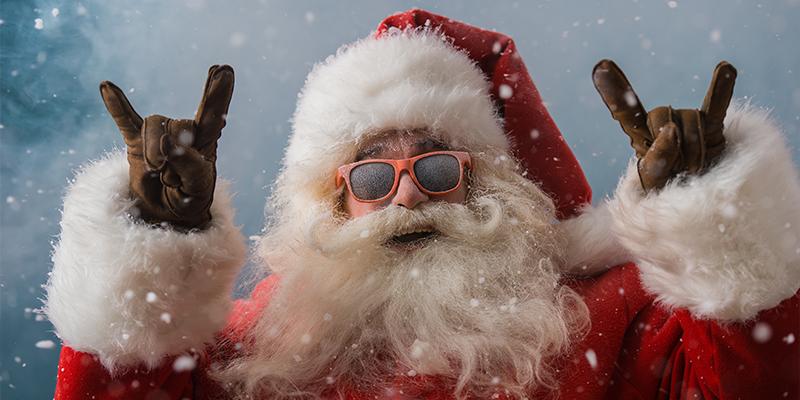 Der Weihnachtsmann hat eine E-Mail Adresse